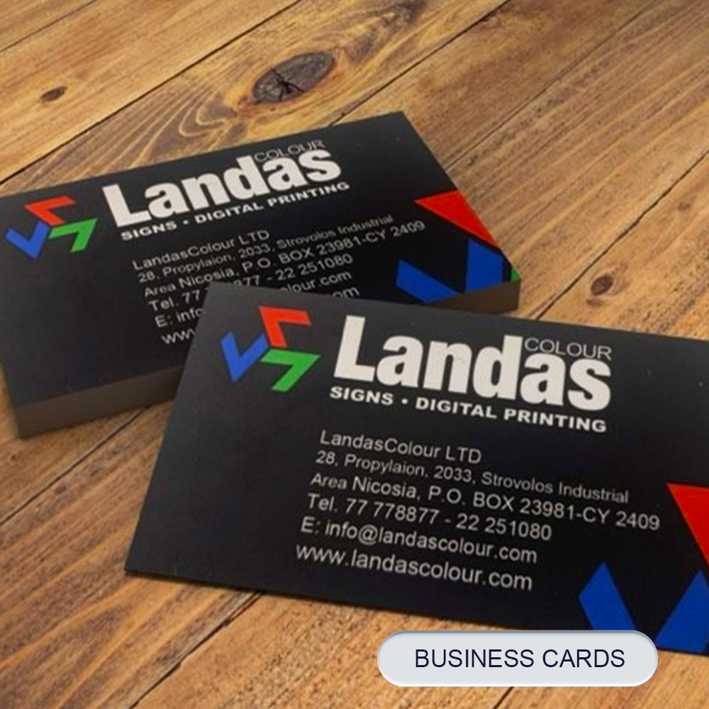 14 post BUSINESS CARDS